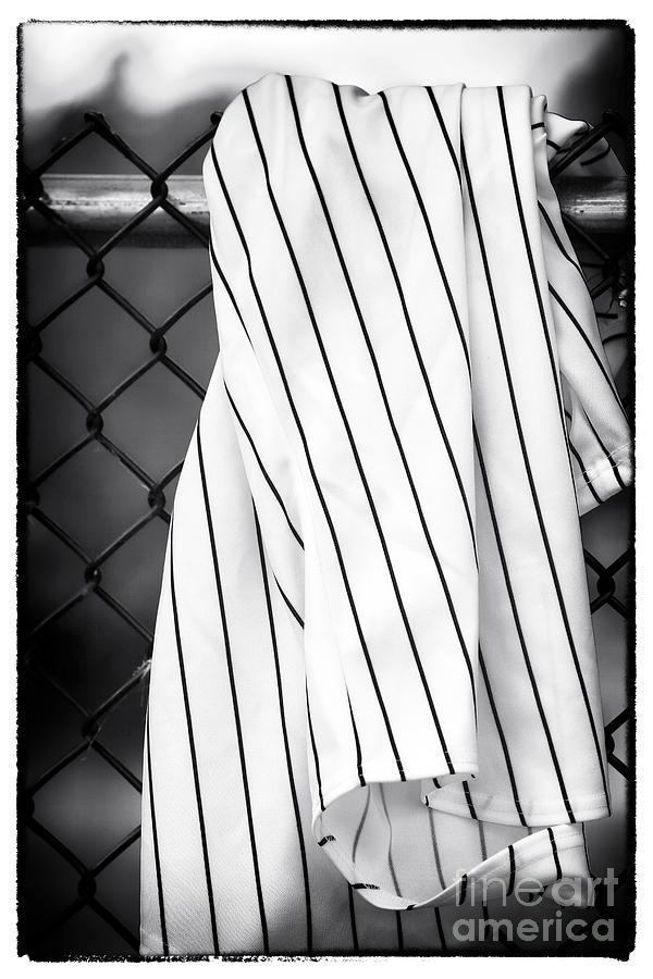 Pinstripes Photograph - Pinstripes by John Rizzuto