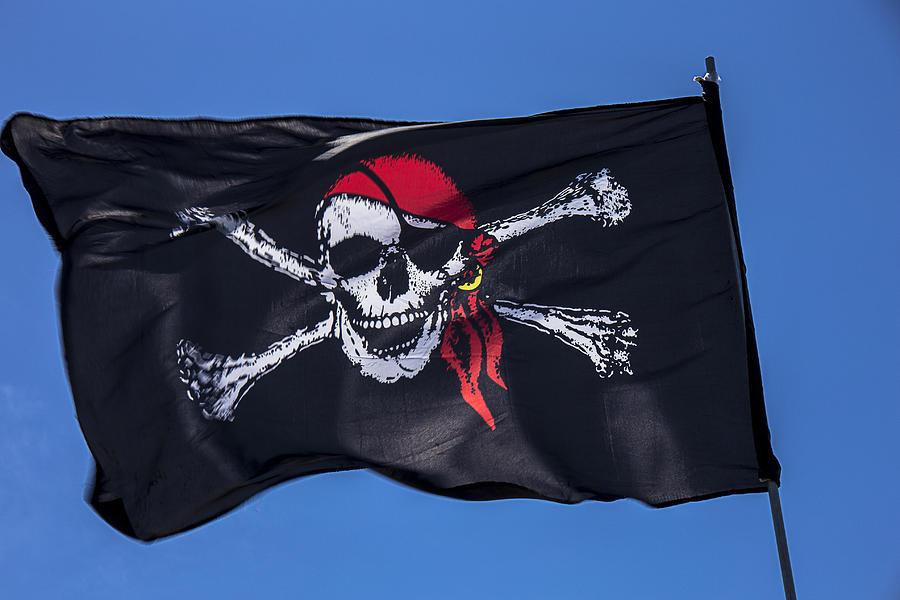Картинки с пиратскими флагами
