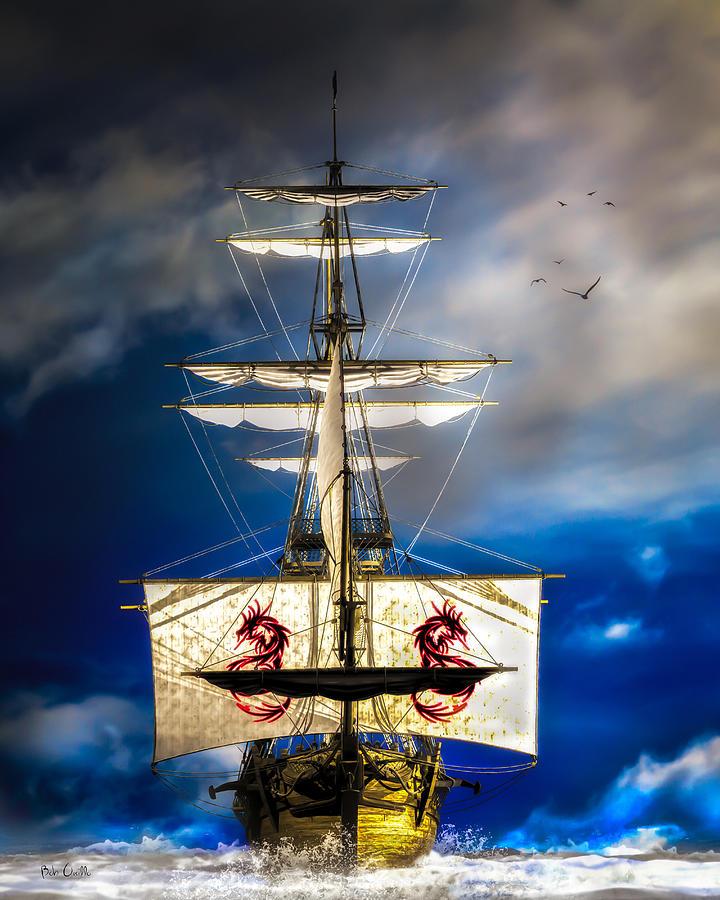 Pirates Digital Art - Pirates by Bob Orsillo