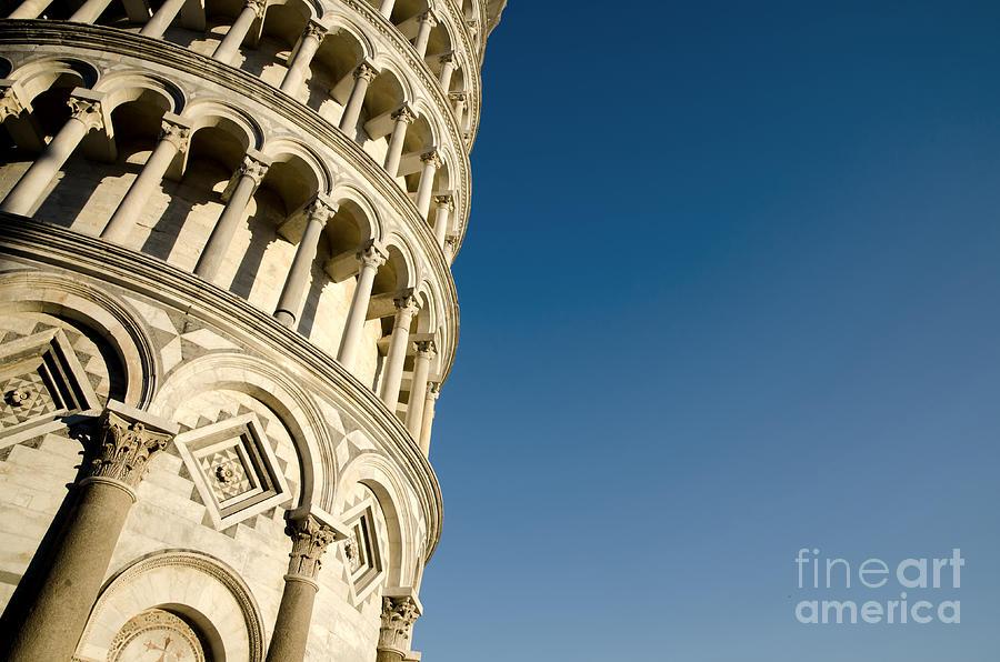 Pisa Photograph - Pisa Tower by Mats Silvan