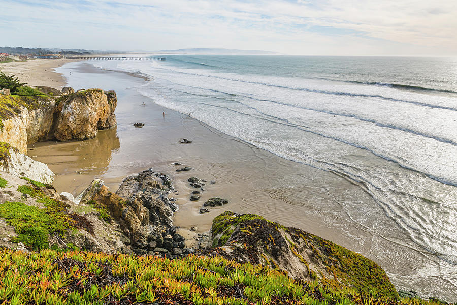 Pismo State Beach Photograph by David Madison