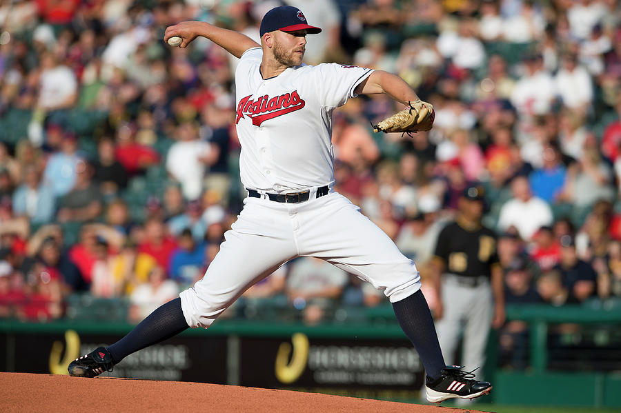 Pittsburgh Pirates V Cleveland Indians Photograph by Jason Miller