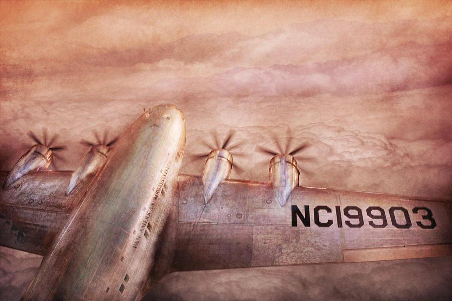 Airplane Photograph - Plane - Pilot - Tropical Getaway by Mike Savad