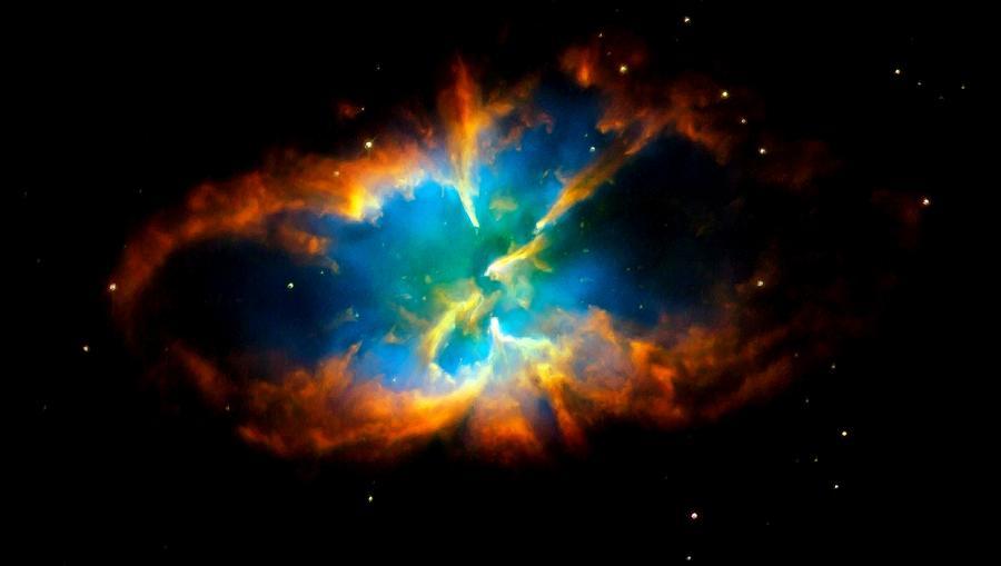 Space Photograph - Planetary Nebula by Amanda Struz