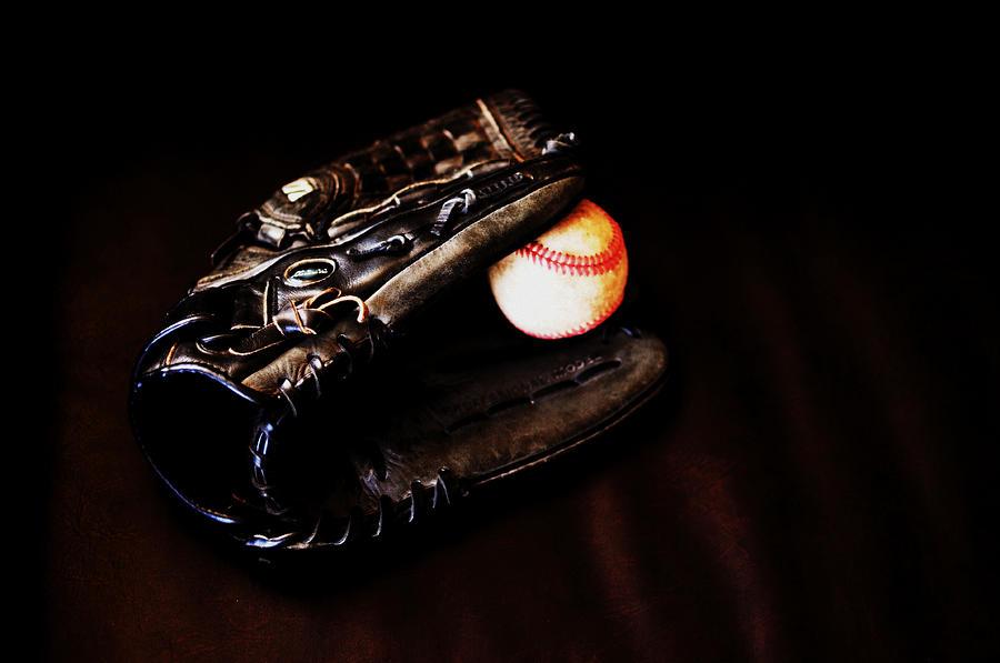 Baseball Photograph - Play Ball Fine Art Photo by Jon Van Gilder