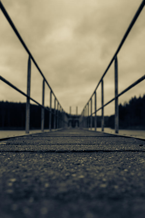 Deutschland Photograph - Please Do Not Stumble by Andreas Levi