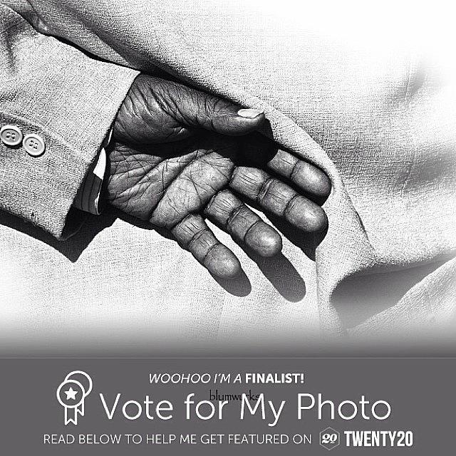 Please Help Me Win The Hands Challenge Photograph by Matthew Blum