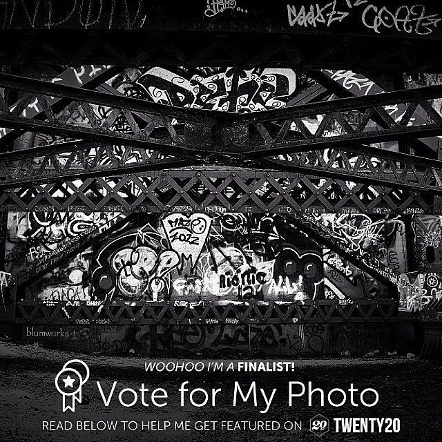Please Help Me Win The Street Art Photograph by Matthew Blum