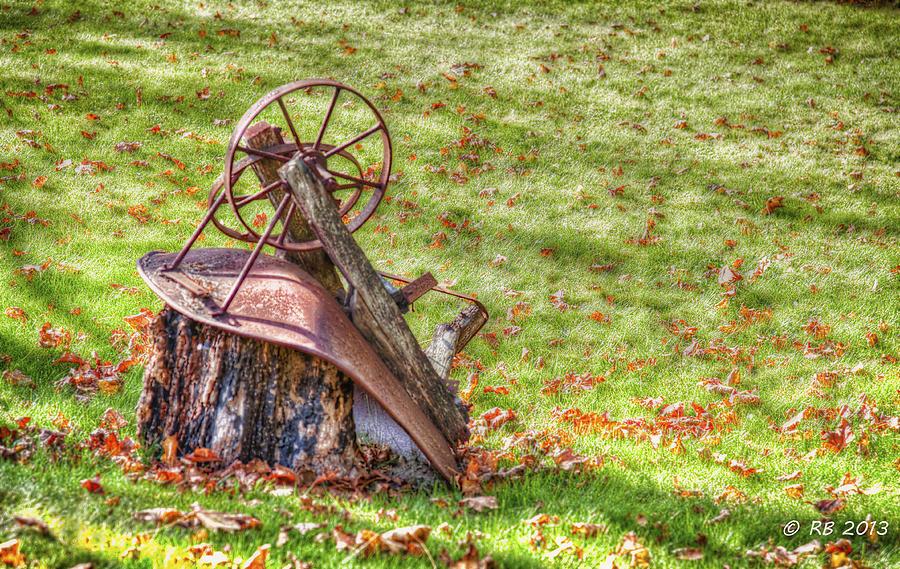 Autumn Photograph - Pleasures Of Autumn by Richard Bean