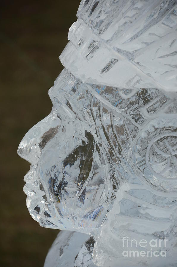 Michigan Photograph - Plymouth Ice Festival by Randy J Heath