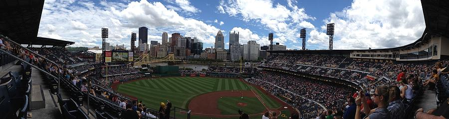 Baseball Parks Photograph - Pnc Park by Shelley Johnsen