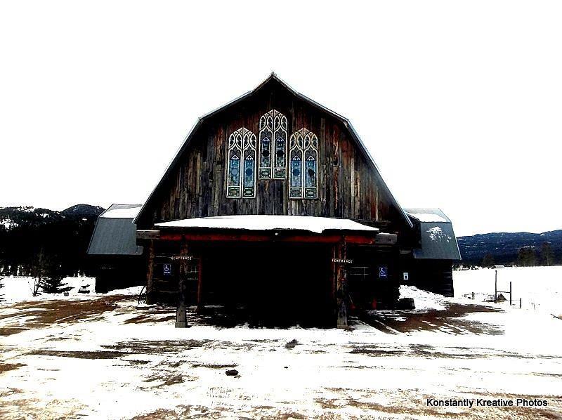 Church Photograph - Poineer Church by Misty Herrick