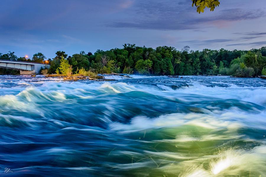 Niagara Falls Photograph - Point Of No Return by Pat Scanlon