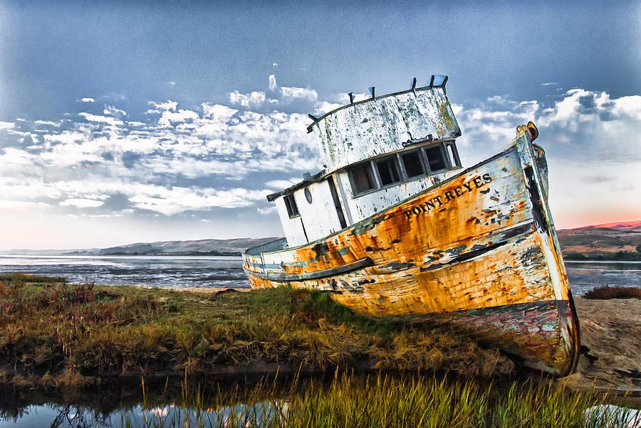 Inverness Photograph - Point Reyes by Robert Rus