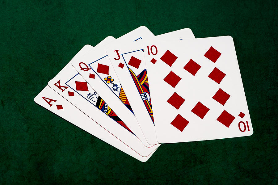 Poker hands flush vs flush