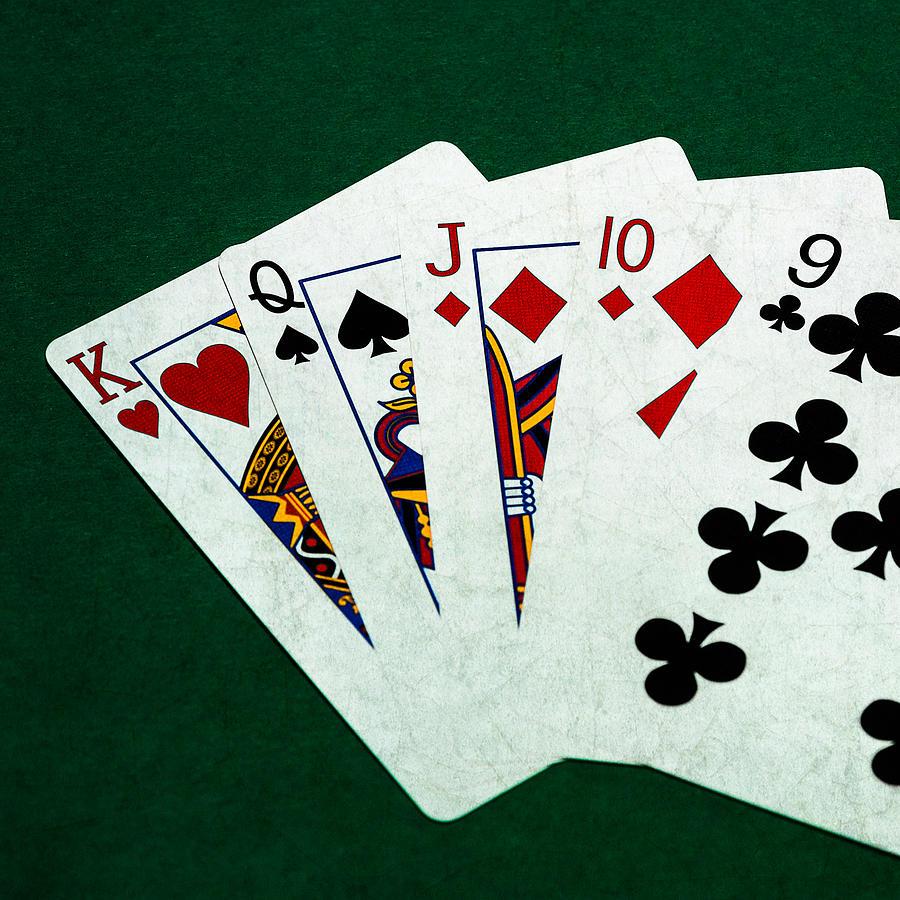 Straight Poker