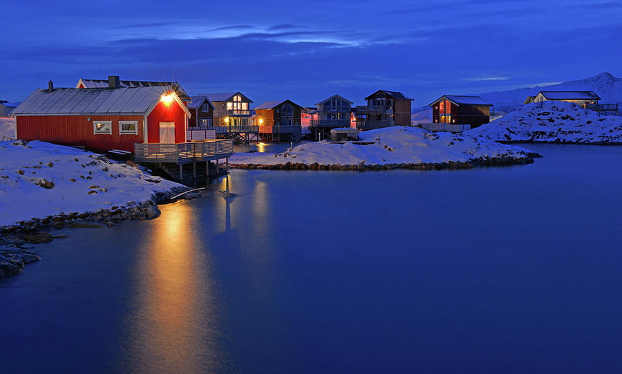 Polar Night Photograph by Photography Aubrey Stoll