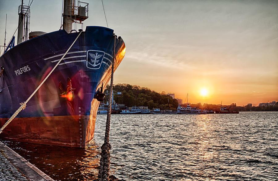 Sodermalm Photograph - Polfors by Viacheslav Savitskiy