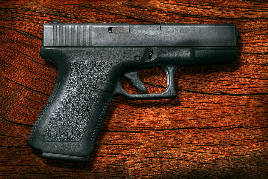 police - gun
