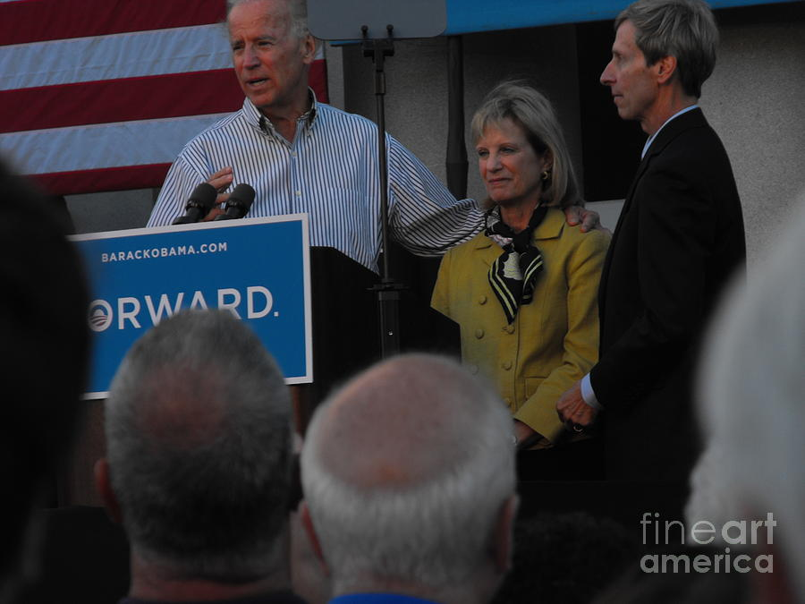Politics Photograph - Politicians Sept 21 2012 by Lisa Gifford
