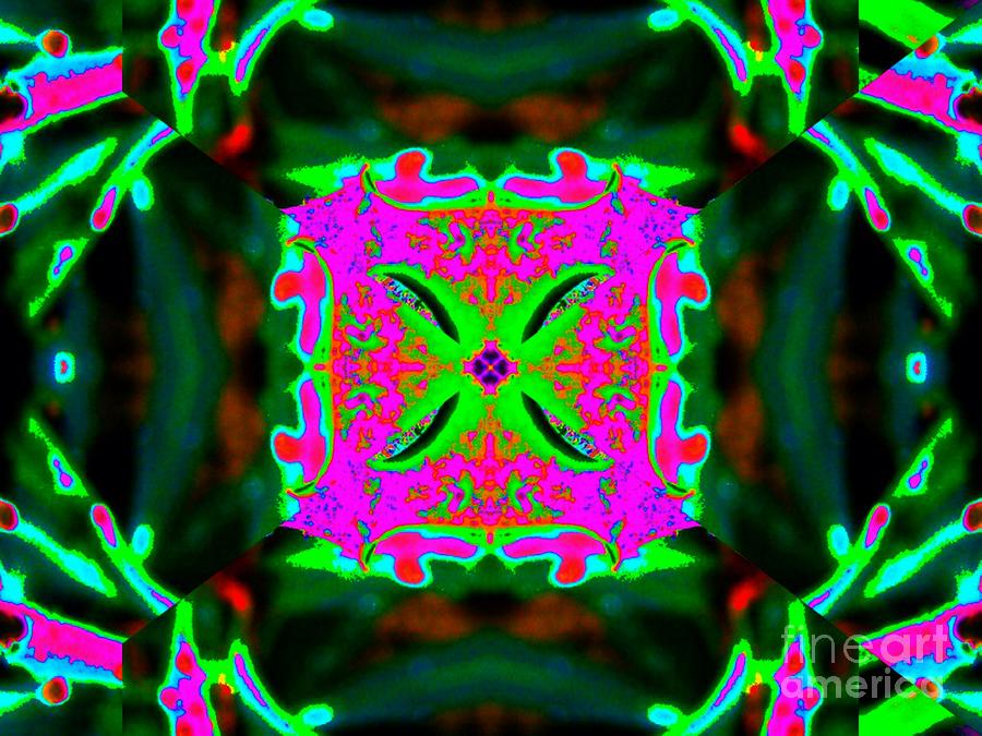 Pomegranate Digital Art - Pomegranate by Lorles Lifestyles