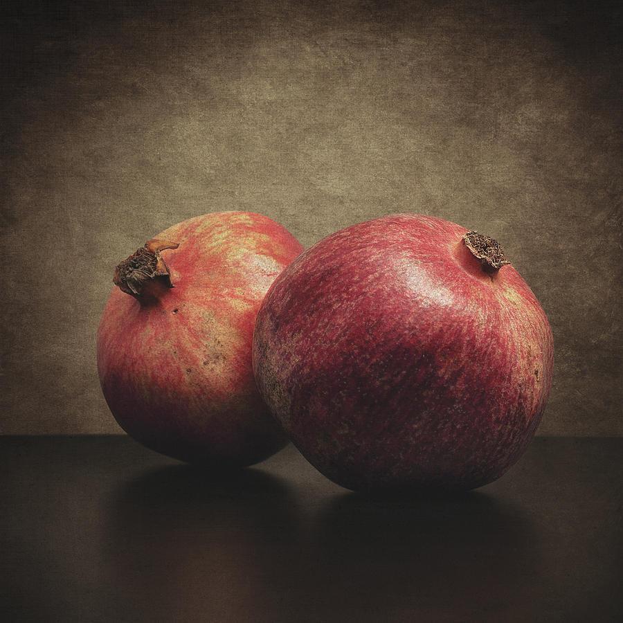 Pomegranate Photograph - Pomegranate by Taylan Apukovska