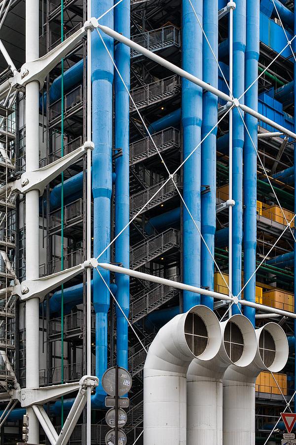 Pompidou Photograph