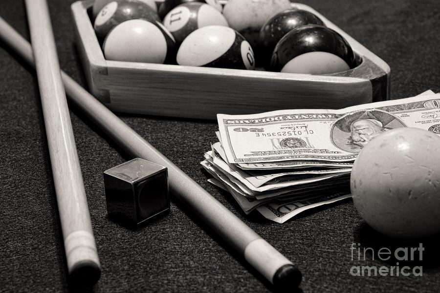 يحبوا الازبار billiard hustler picture one