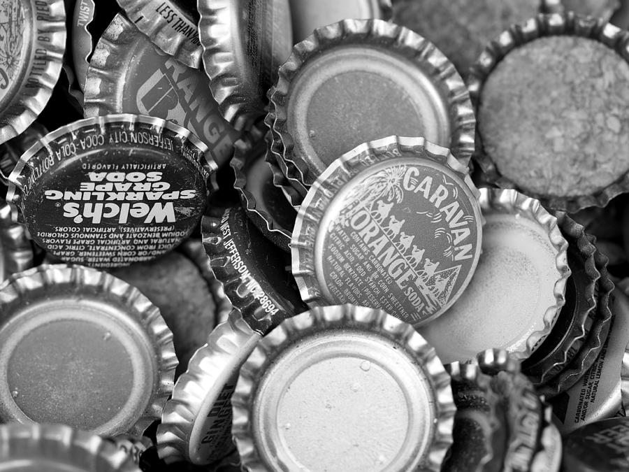 Bottle Photograph - Pop Bottle by Atchayot Rattanawan