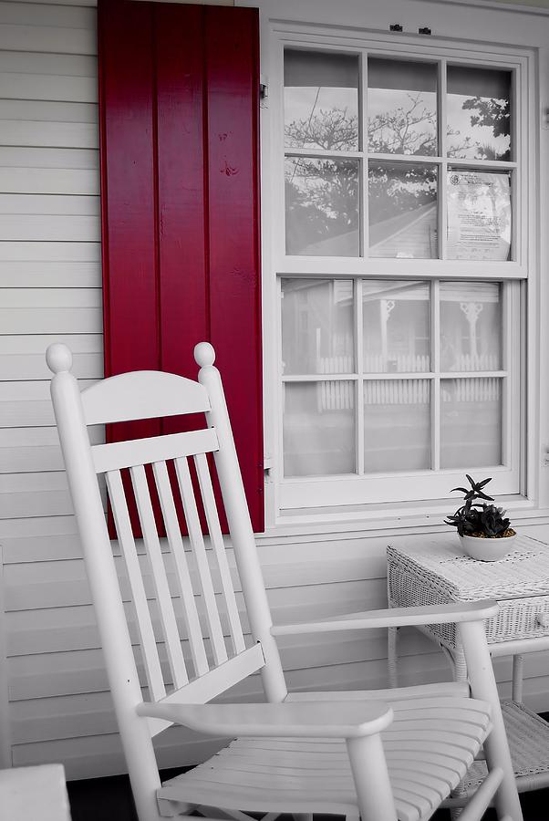 Key Photograph - Porch Dreams by JAMART Photography