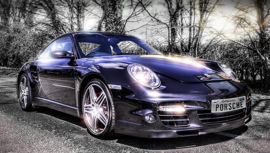 Porsche Photograph - Porsche by Ian Hufton
