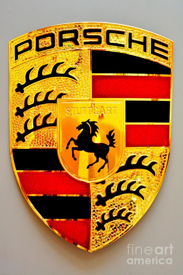 Porsche Photograph - Porsche Stuttgart by Andres LaBrada