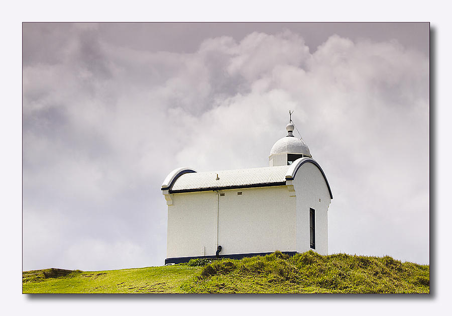 Land Scape Photograph - Port Macquarie Nsw Light House 01 by Kevin Chippindall