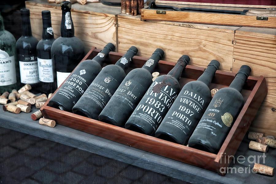 Port Wine Photograph - Port Wine by John Rizzuto