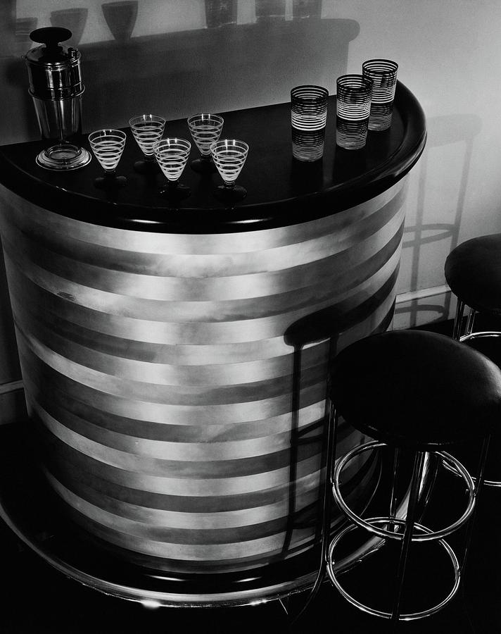 Portable Bar Photograph by Martinus Andersen