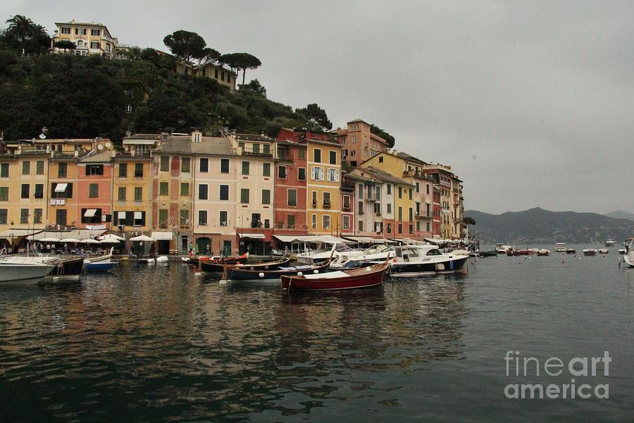 Portafino Italy Photograph