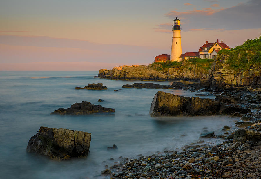 Portland Head Lighthouse by Steve Zimic