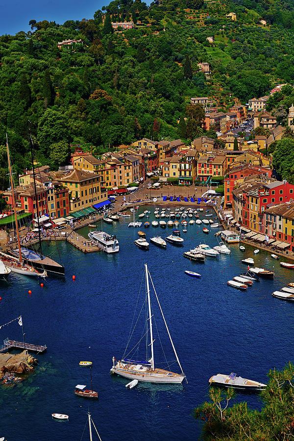 Portofino Photograph by Roman Makhmutov