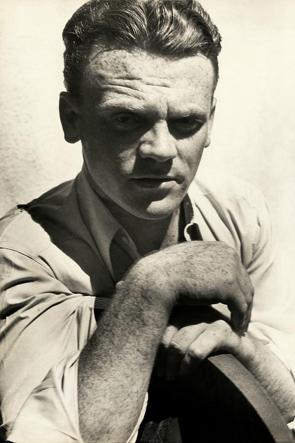 Portrait Of Actor James Cagney Photograph by Imogen Cunningham