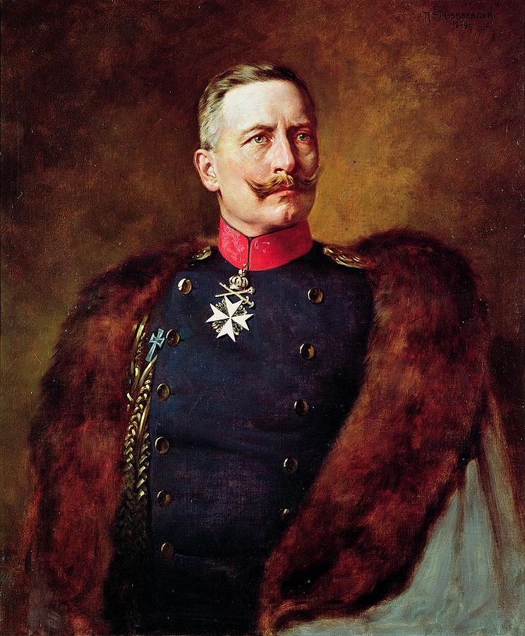 Kaiser Wilhelm II   World war one, World war, German history
