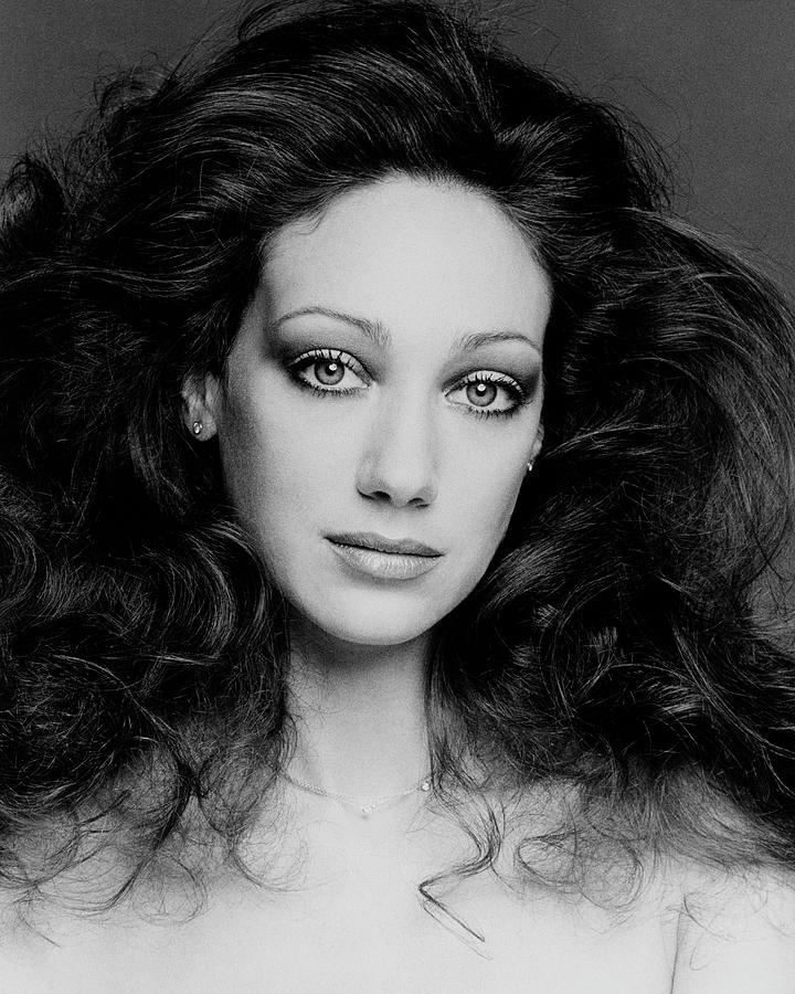 Portrait Of Marisa Berenson Photograph by Francesco Scavullo