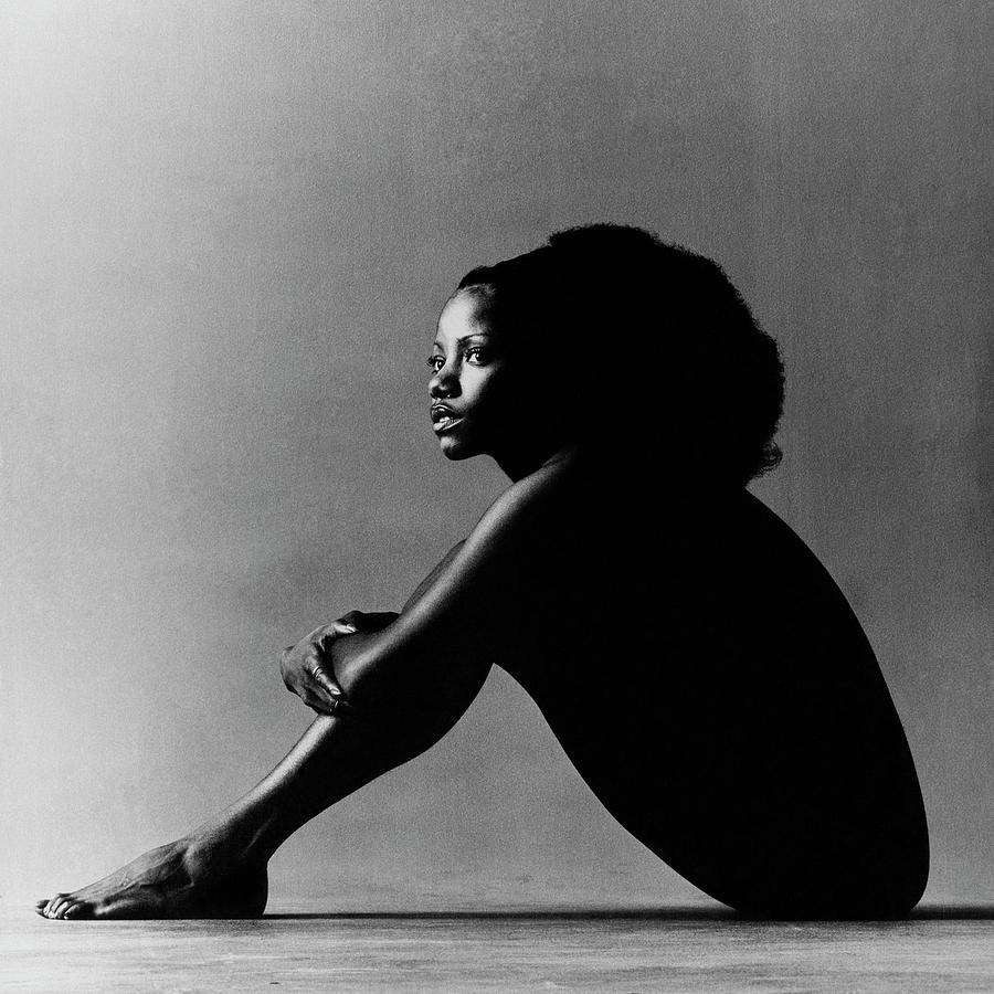Portrait Of Melba Moore Photograph by Jack Robinson