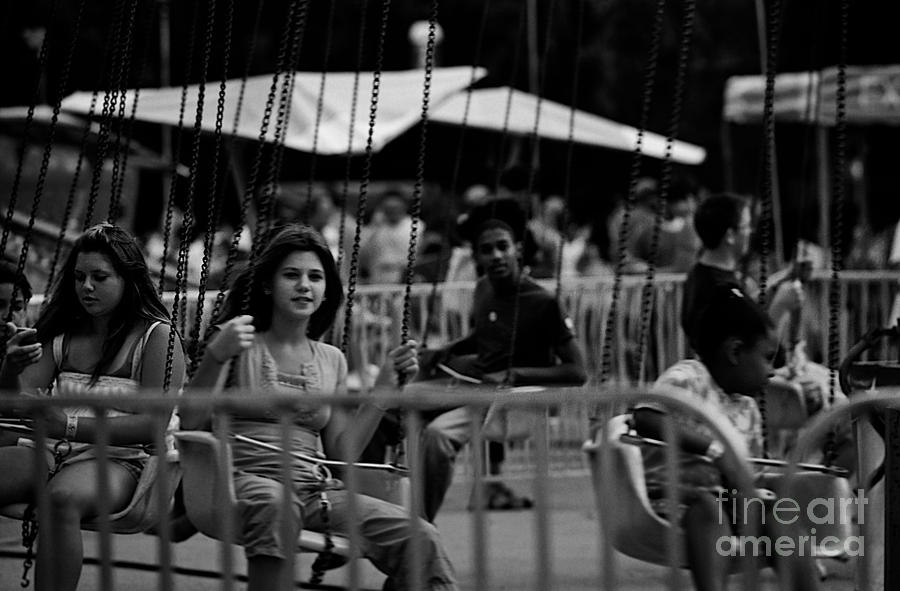 Portrait Of Summer Fun Photograph