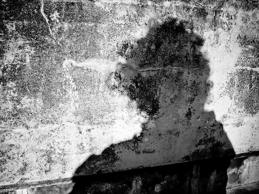 Batteries Photograph - Portrait Of The Artist As Shadow 6 by Ronda Broatch