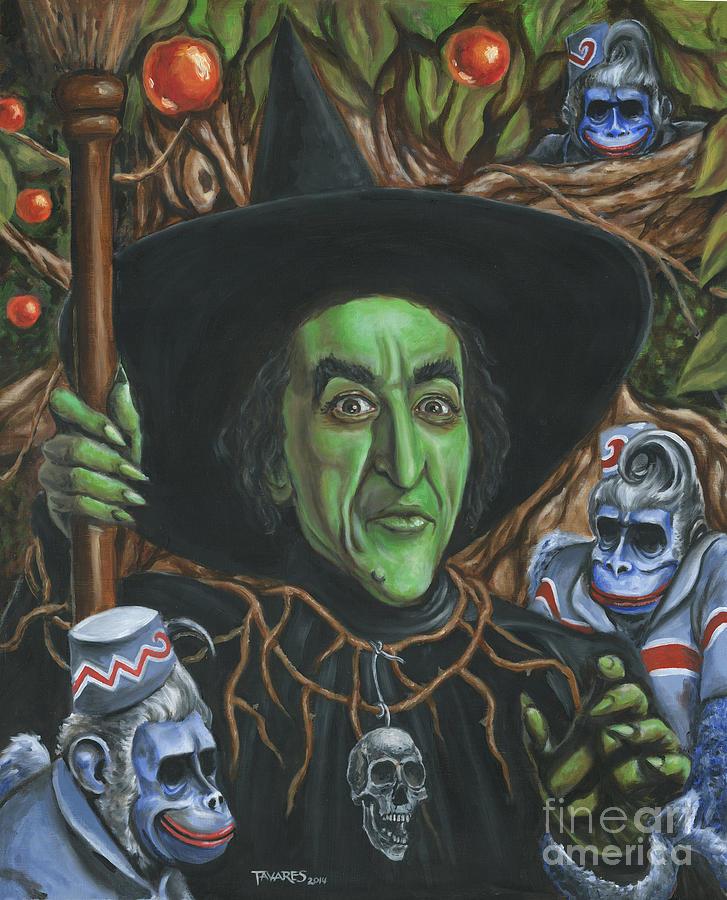 Portrait of Wickedness by Mark Tavares