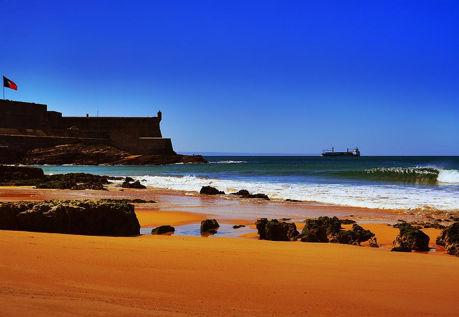 Morning Photograph - Portuguese Coast by Marco Oliveira