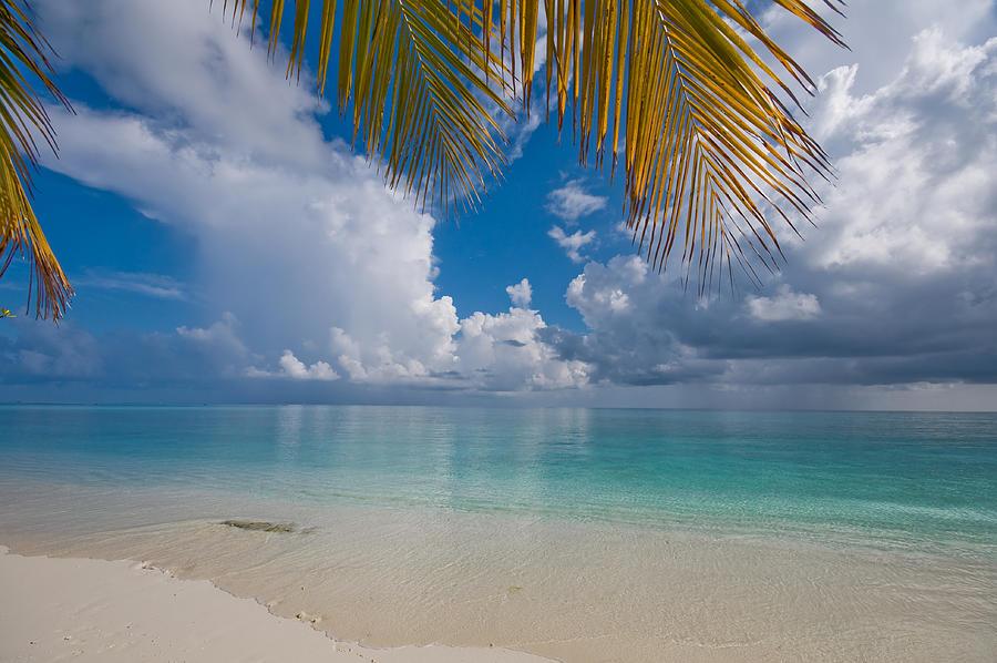 Maldives Photograph - Postcard Perfection. Maldives by Jenny Rainbow