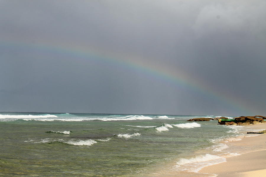 Rainbow Photograph - Pot Of Gold by Catie Canetti