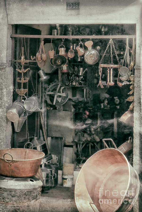 Pots and Pans by Karla Weber