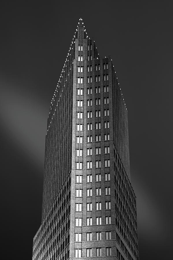 Potsdamer Platz Photograph - Potsdamer Platz 11 by Dragos Ioneanu